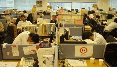 چرا ژاپنیها در حد مرگ کار میکنند؟