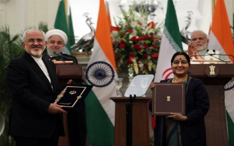 رایزنی دولت هند با اروپا برای بررسی راههای ادامه تجارت با ایران