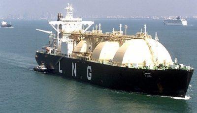 ظرفیت صادرات LNG قطر به ۱۰۰ میلیون تن افزایش مییابد
