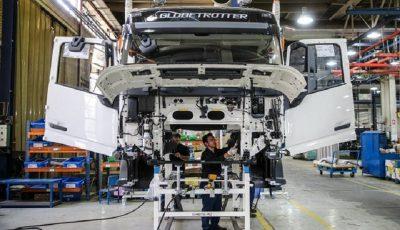 تولید خودروهای سنگین افزایش یافت