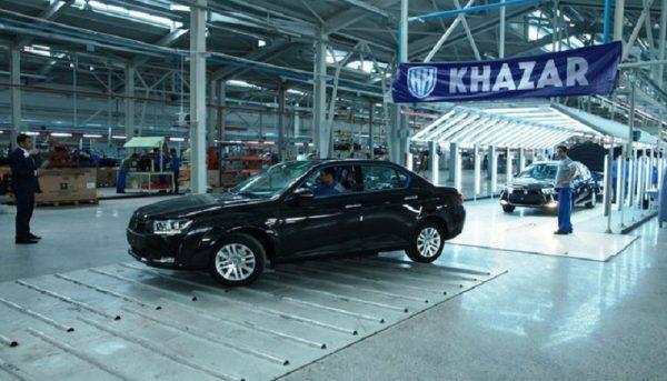 تولید خودروی ایرانی در جمهوری آذربایجان