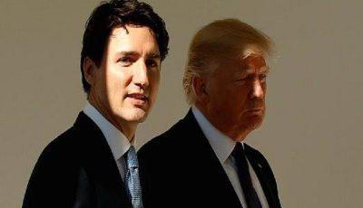 ترامپ کانادا را به آستانه جنگ تجاری با آمریکا کشاند