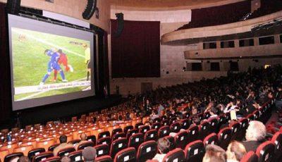 پاسخ به حاشیههای پخش فوتبال در سینماها
