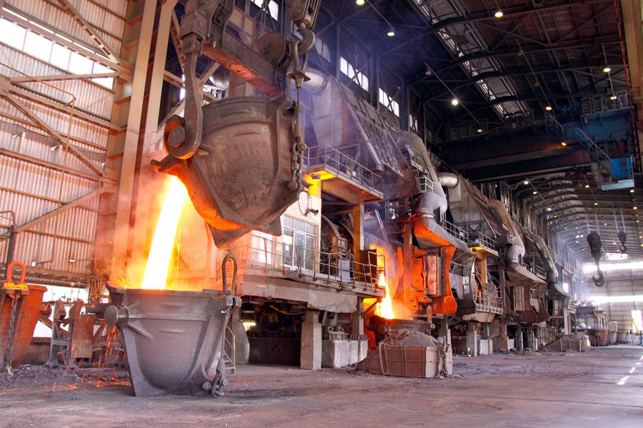 فعال شدن کارگاههای صنعتی با ساخت قطعات برای مس سرچشمه