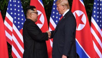 برندگان و بازندگان دیدار ترامپ و کیم