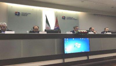 ایران و صربستان آماده توسعه همکاریهای اقتصادی هستند
