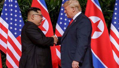 ترامپ تحریمهای کره شمالی را یک سال دیگر تمدید کرد