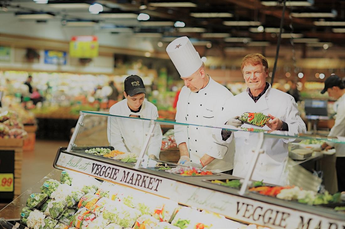 Wegmans Food سوپرمارکت زنجیرهای معروف در ایالات متحده است