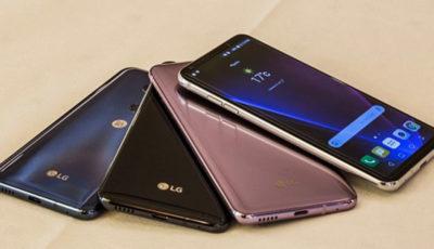 درآمد ۲۷ میلیارد دلاری گوشیهای هوشمند الجی در سه ماه