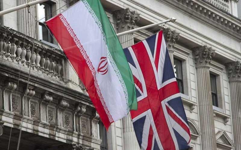 تلاش انگلیس برای حفظ و ارتقای روابط اقتصادی با ایران