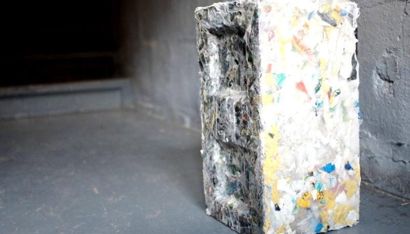 پلاستیک بهجای شن ساختوساز کمبود شن