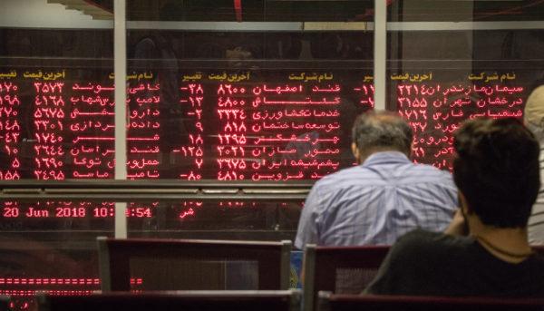 بازار سهام تحت تاثیر تلاطمات ارزی قرار گرفت