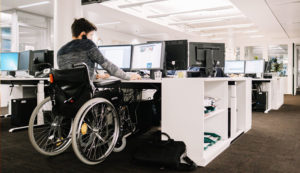 تبعیض معلولیت