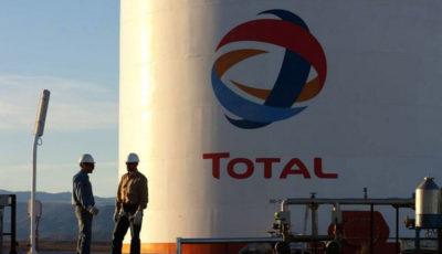 افزایش سرمایهگذاری توتال فرانسه در تولید گاز
