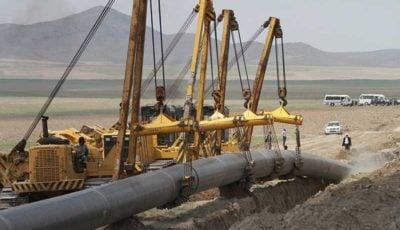 امسال هزار کیلومتر خط انتقال جدید گاز به بهرهبرداری میرسد