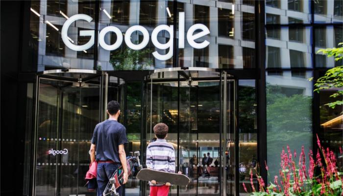 دفتر گوگل سرمایهگذاری عاطفی