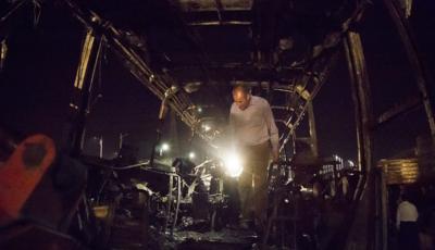چهار روایت از حادثه مرگبار اتوبوس سنندج