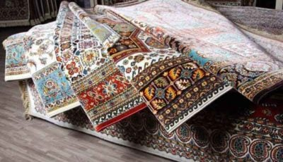 صادرات ۲۱۰ میلیون دلار فرش دستباف در ۶ ماهه اول سال