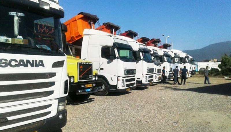 آغاز توزیع لاستیک کامیون با نرخ دولتی