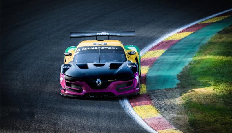 اقتصاد فرانسه خودرو رنو مسابقه رالی