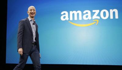 ثروت مدیرعامل آمازون از ۱۵۰ میلیارد دلار گذشت