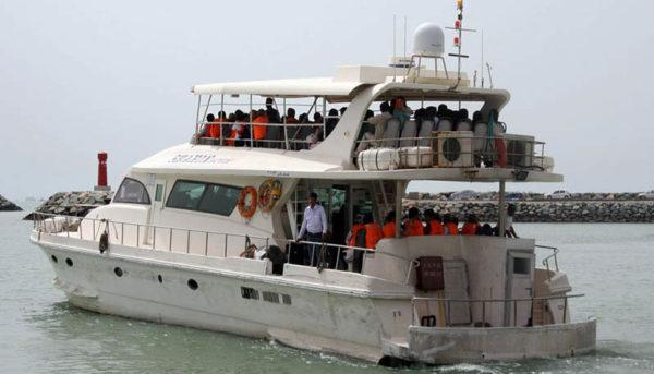 افزایش آمار مسافران دریایی در سال ۹۷