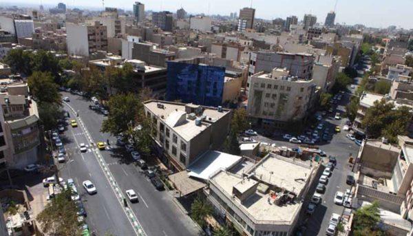 کف بازار / قیمت آپارتمان منطقه ۵ در تیر ماه ۱۳۹۷