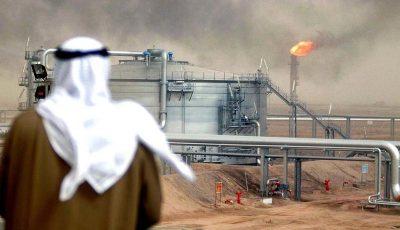 تولید نفت عربستان از ۱۱ میلیون بشکه در روز فراتر رفت