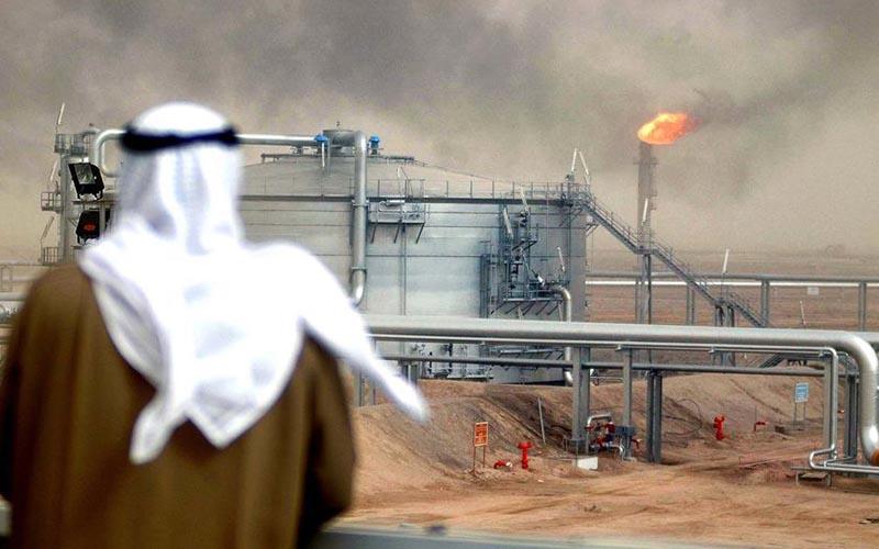 صادرات نفت عربستان به آمریکا کاهش مییابد