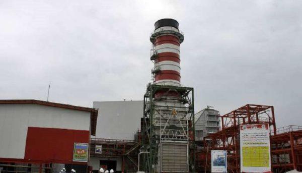 اتصال نیروگاه کاسپین نوشهر به شبکه برق
