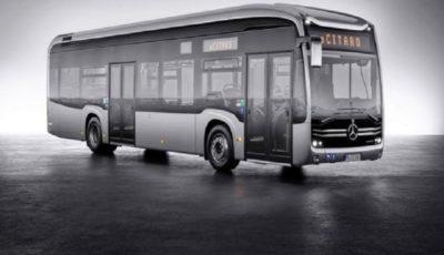 پیشبینی استقبال بینظیر از اتوبوس برقی مرسدس بنز