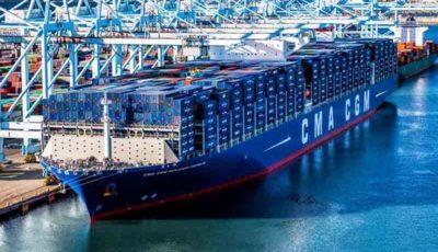 همکاری شرکت بزرگ کشتیرانی فرانسوی با ایران متوقف میشود
