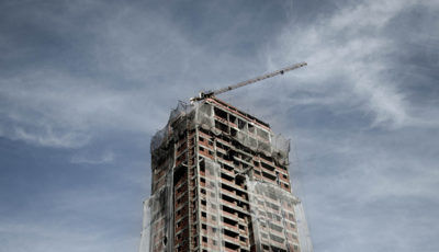 مجوز ساخت ساختمان در تهران افزایش یافت