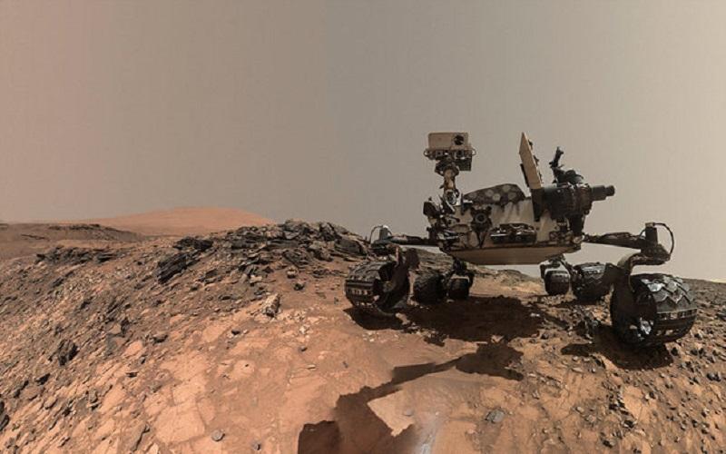 ایرباس کاوشگر مریخ طراحی میکند