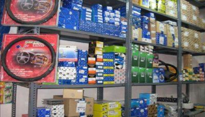 فروش کالاهای تقلبی در بازار لوازم یدکی خودرو