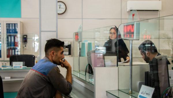 کاهش ۰.۶ درصدی شعبه بانکها در بهار امسال