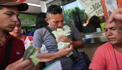 آمارهایی تکاندهنده از اقتصاد ونزوئلا