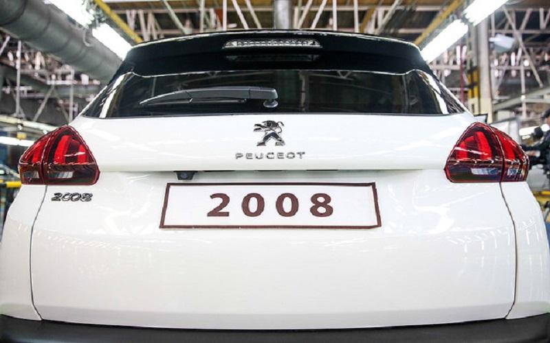 تمام خودروهای پژو ۲۰۰۸ ثبت نامی تحویل مشتریان میشود