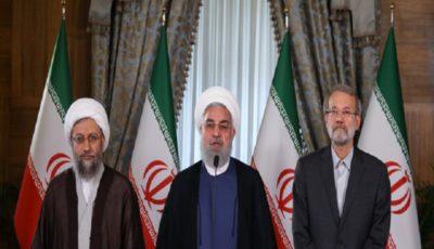 مردم ایران مقابل آمریکا ایستادگی خواهند کرد