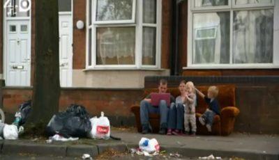 فقر در انگلیس به وضعیت کمسابقه رسید