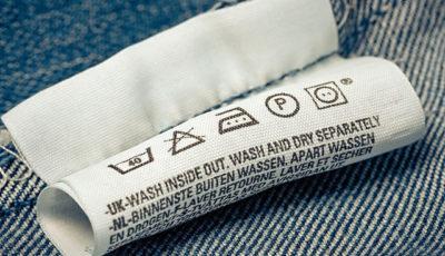 لزوم توجه به شناسنامه لباس برای دوام بیشتر آن