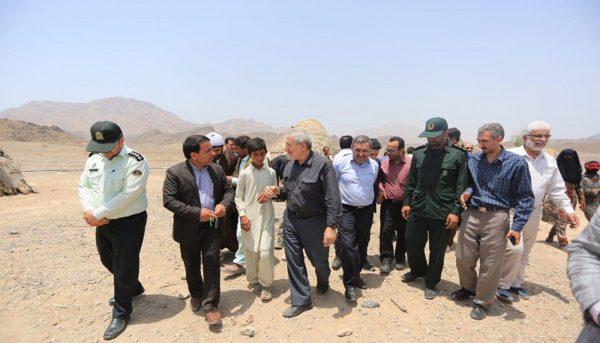 آغاز اجرای طرحهای عمرانی و خدماتی در دو روستای محروم قلعه گنج