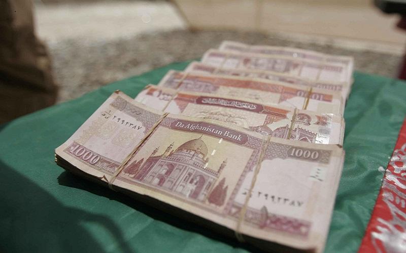 ارزش پول افغانستان ناگهان ۲ برابر شد