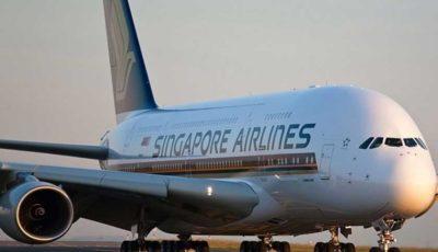 هواپیمایی سنگاپور بهترین ایرلاین جهان شد
