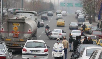 ۱۰۰ هزار خودروی دیزلی در پایتخت تردد میکند