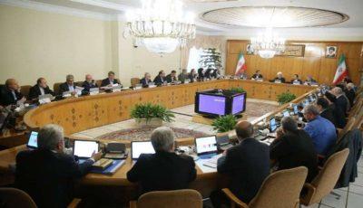 افزایش 10 وزیر به دولت طرحی برای حل مشکلات مناطق