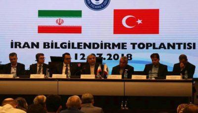 هدف ایران تحقق تجارت ۳۰ میلیارد دلاری با ترکیه است