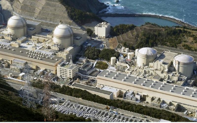 جشن خاموشی آخرین نیروگاه هسته ای ژاپن