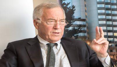 ارزیابی جدید استیو هانکه؛ تورم ایران 203 درصد است/راه نجات ایران الگوبرداری از بلغارستان است