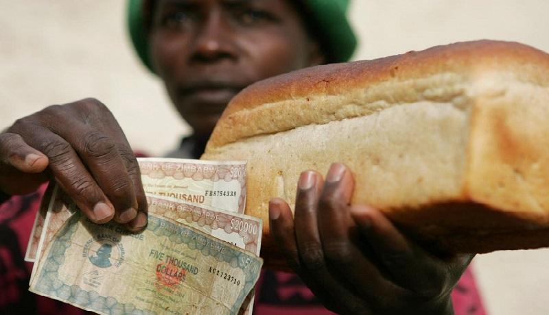 ابرتورم با اقتصاد زیمبابوه چه کرد؟